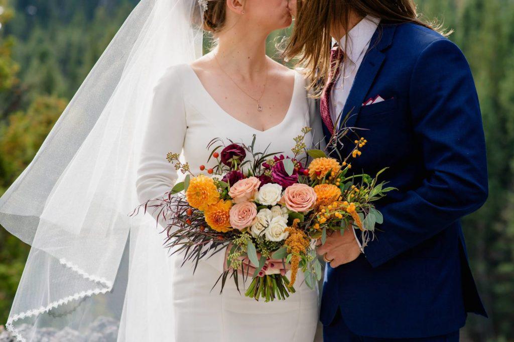 Breathtaking Fairmont Banff Springs Wedding | Banff
