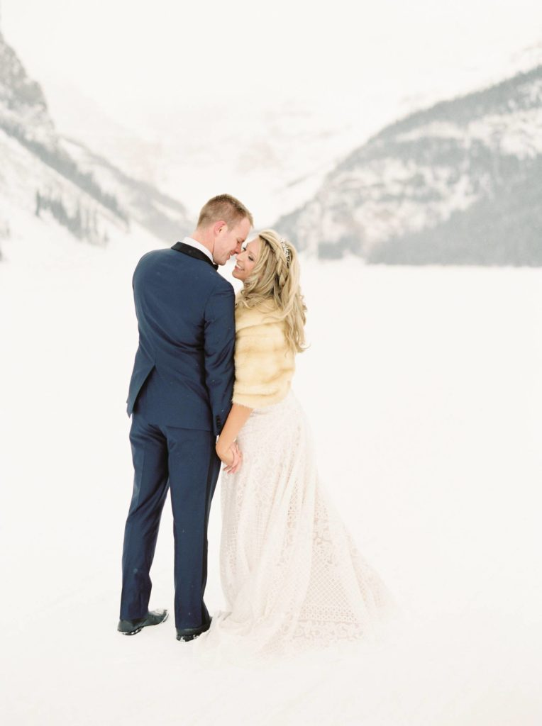 Praire Pretty Meets Rocky Mountain Splendour | Lake Louise