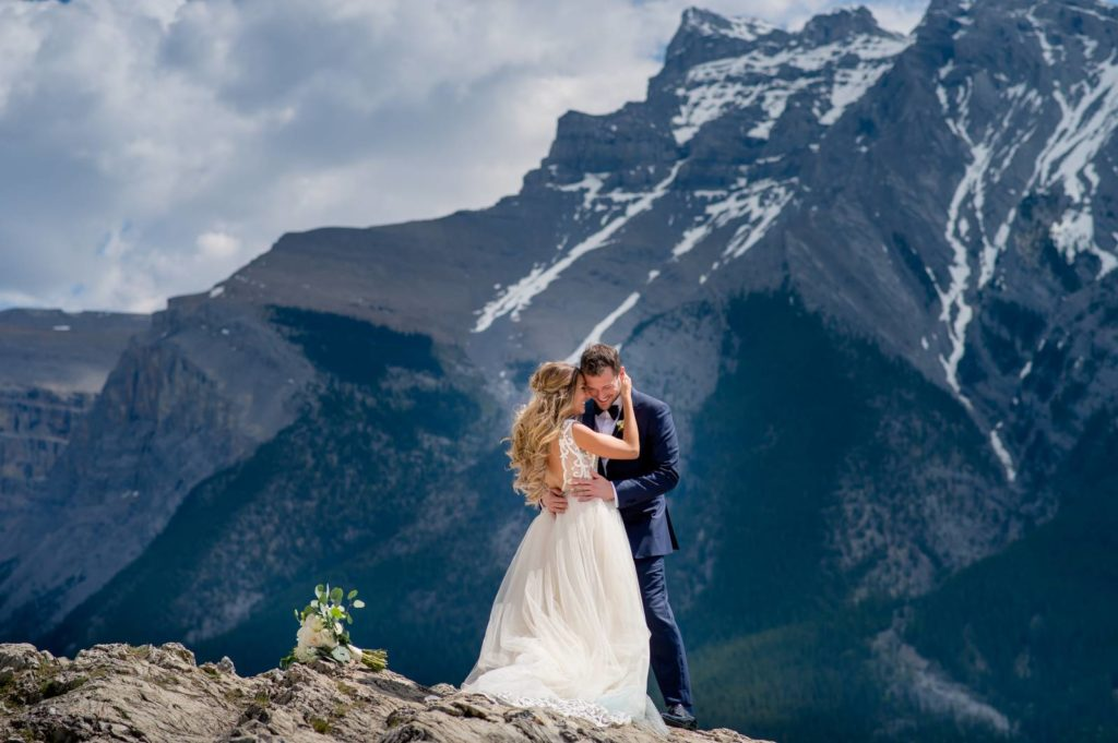 Charisse & Serge's Wedding By Banff Wedding Planner | LFW