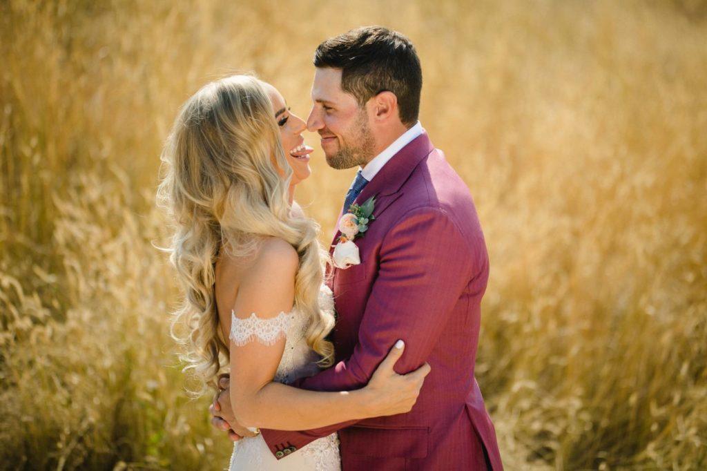 Charisse & Serge's Wedding By Banff Wedding Planner | LFW