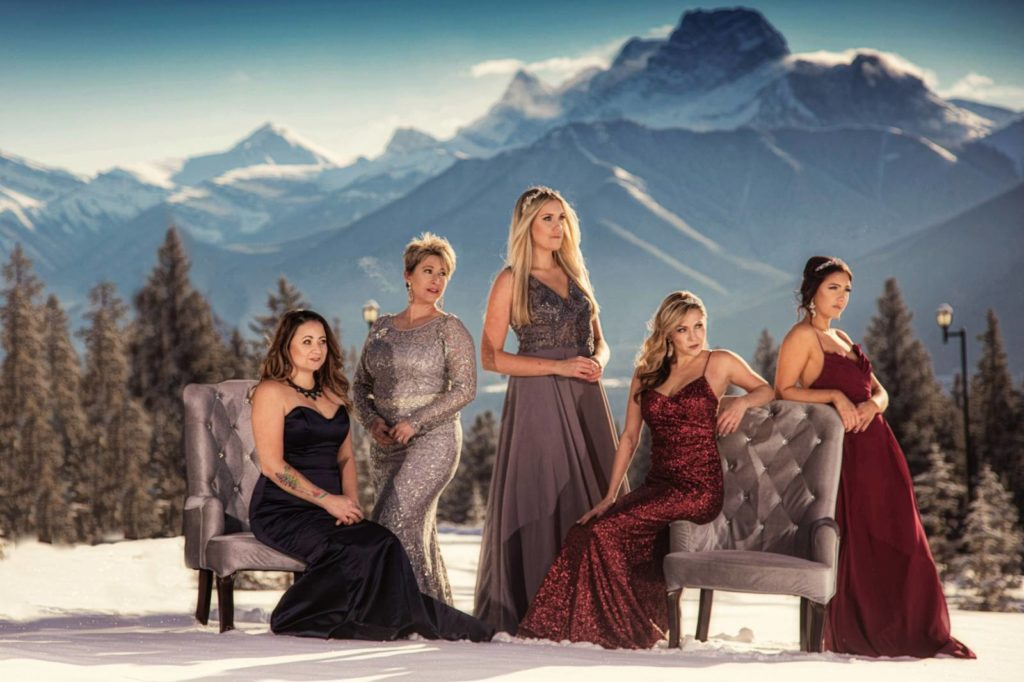 For International Women's Day We Went Banff Wedding Planner