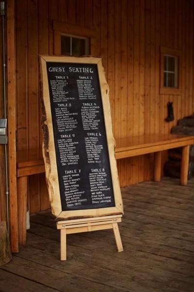 Rustic Elegant Mountain Wedding at Lake Louise | Lake Louise Wedding