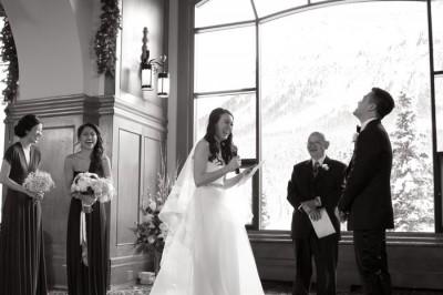 Rocky Mountain Wedding at Fairmont Chateau Lake Louise | LFW