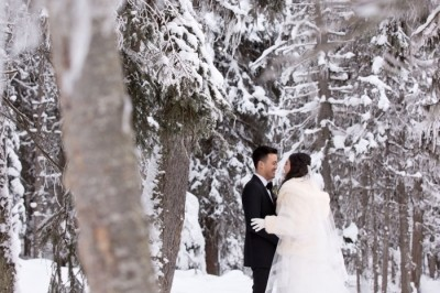 Rocky Mountain Wedding at Fairmont Chateau Lake Louise | LFW