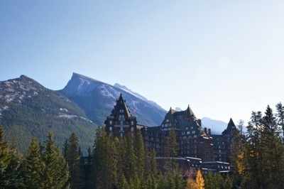 Traditional Lush Elegance at the Fairmont Banff Springs Hotel