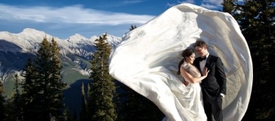 Traditional Elegance at Fairmont Banff Springs Hotel | LFW