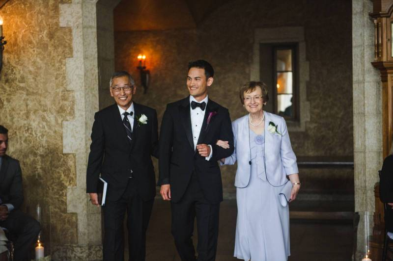 Tara and Chris' Elegant Banff Springs Wedding | Banff