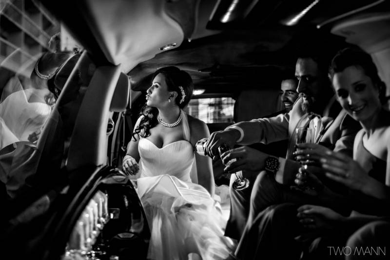 Charisse & Serge's Wedding By Calgary Wedding Planner | LFW