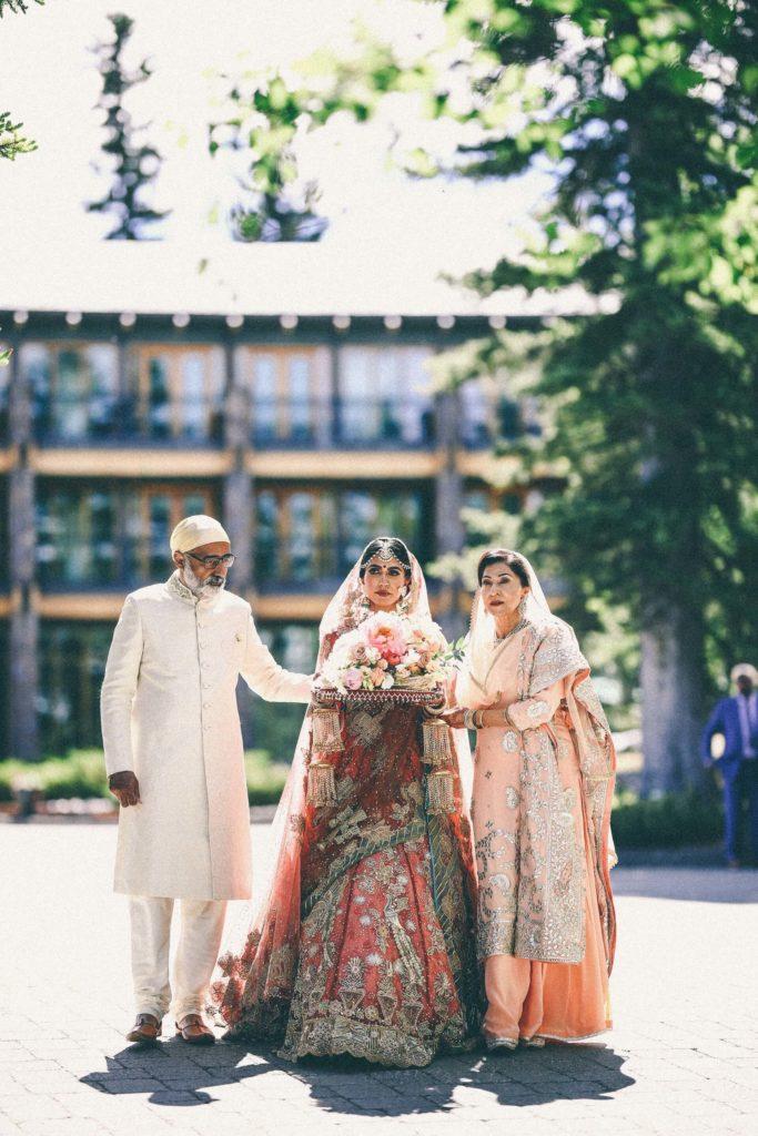 Arpen & Neil's Wedding By Calgary, Banff Wedding Planner | LFW