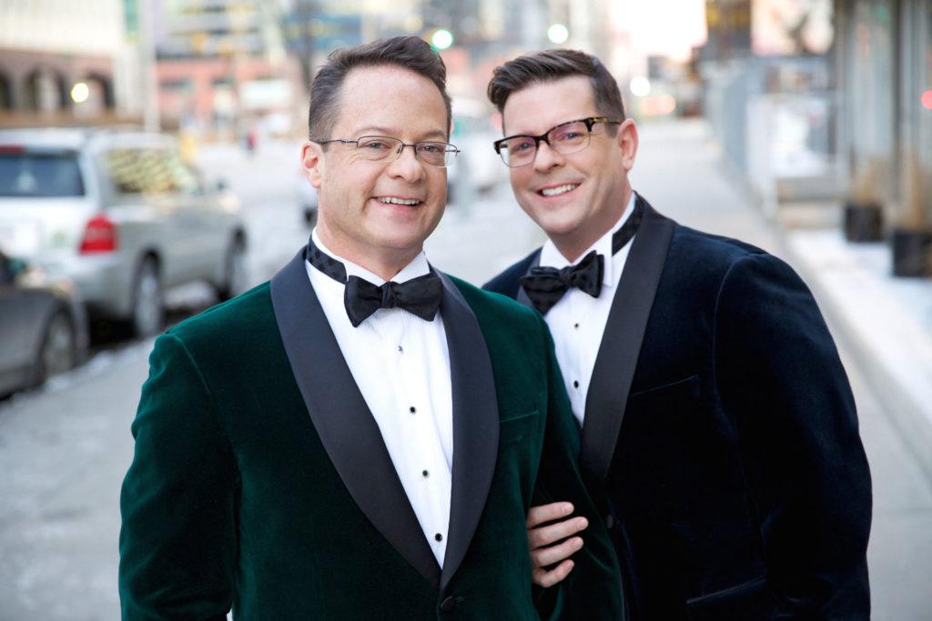 Brad & Brian - LFW