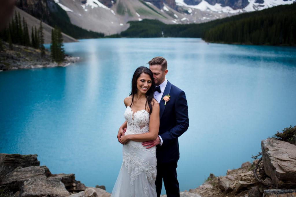 Gail & Justin - LFW